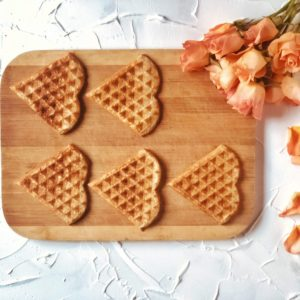 Who doesn't love a good waffle?!